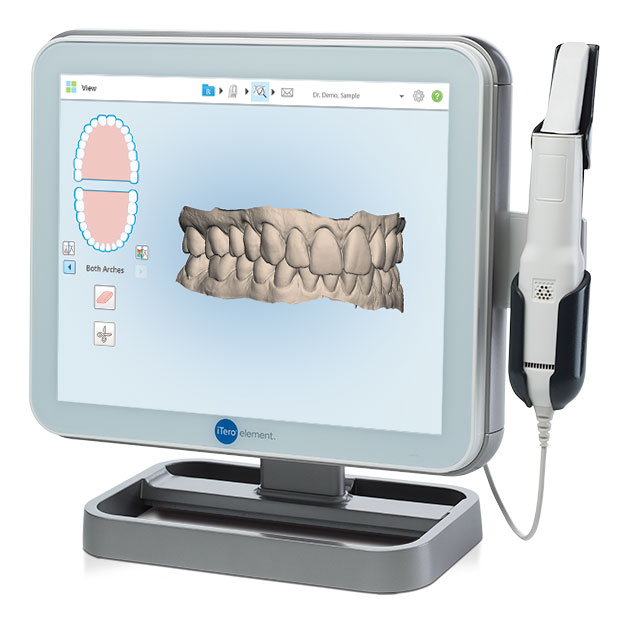 Invisalign's 3D Technology